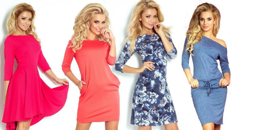 58ea9ab42173 Poznáte šaty značky Numoco  Už ich nebudete chcieť vyzliecť! - Dámske šaty  online