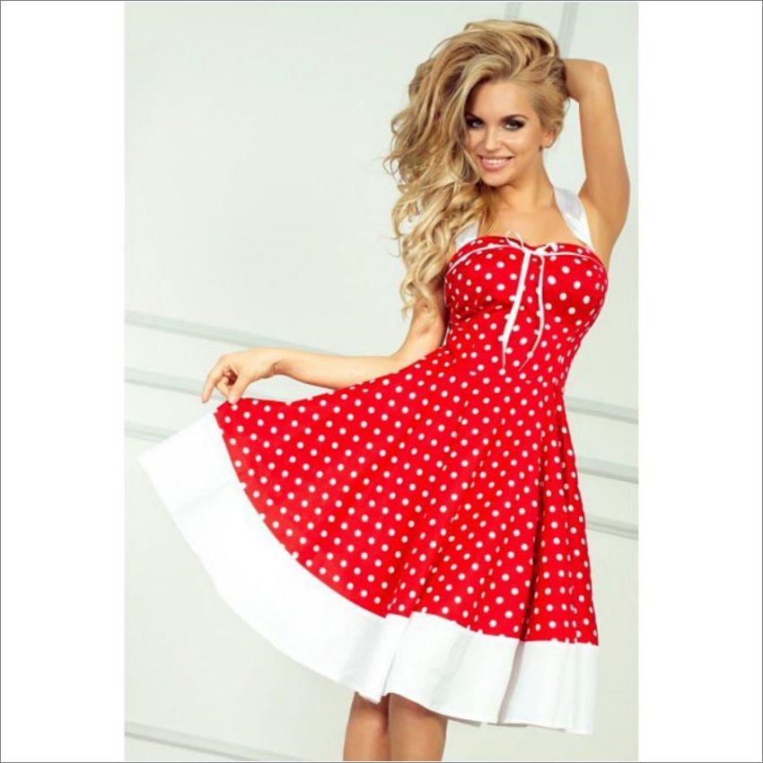 Elegantné dámske oblečenie na každú príležitosť (červené) dc6c952616