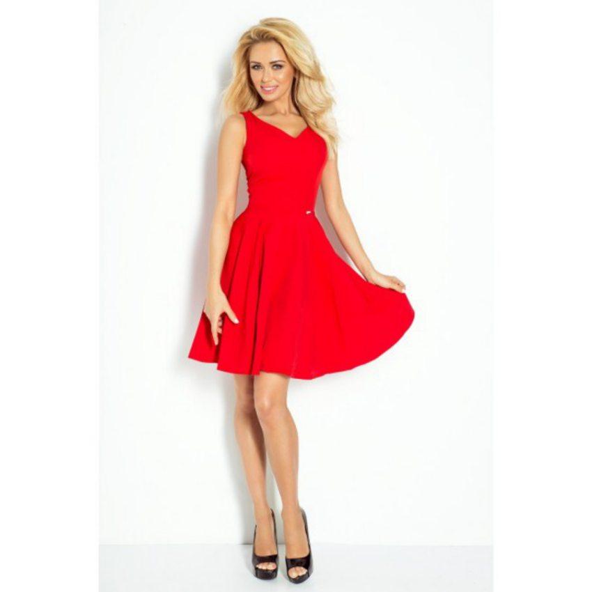ea28dc53c Elegantné červené šaty