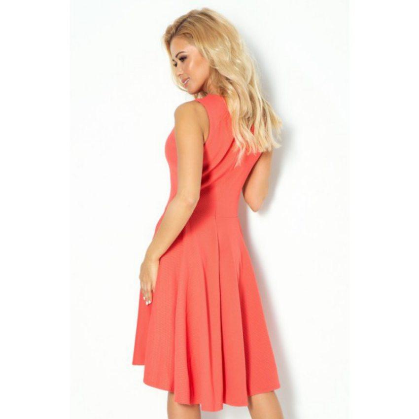 7ddc15dffea7 Elegantné koralovo ružové šaty